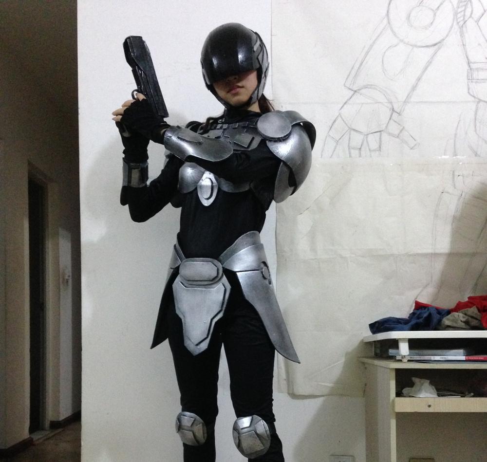 China Robocop Costume China Robocop Costume Manufacturers And