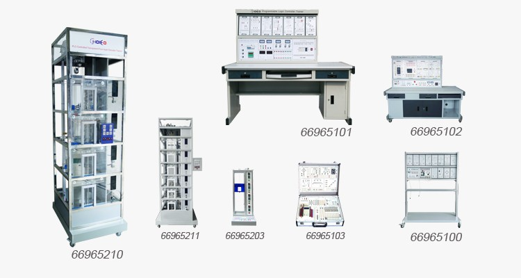 Plc Controlled Transparent Four Layer Elevator Trainer,Education Teaching  Model,Didactic Simulation Training Equipment - Buy Elevator