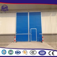 High Performance Sectional Industrial Automatic Sliding Door