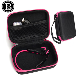2.5 Portable Hard Drive Disk Bag Case EVA External HDD Bag Zipper USB Power Bank Carry Case Cover