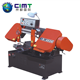 China good quality brand GB4028 band saw machine for stainless steel pipe cutting