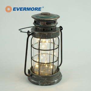 EVERMORE Portable Outdoor Hanging LED Lights Lantern String For Home Decoration