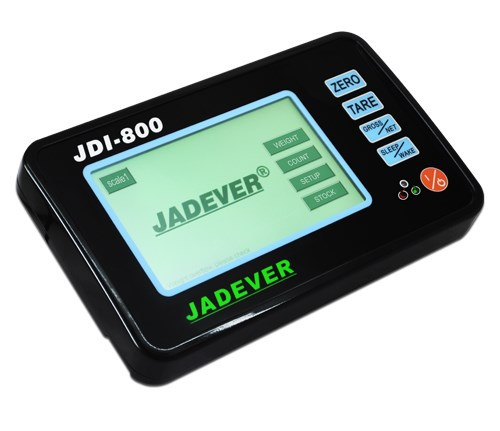 JADEVER JDI-800 7' touch screen weighing intellingent Indicator