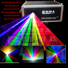 new Arrival 12W 15W RGB 3D scanner Laser lighting DJ Disco Dance Party Bar Club Professional Stage Lights show system
