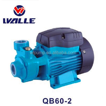 QB60-2 water pump using automatic pressure switch pump control