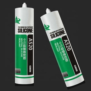 Ruida water based brown silicone sealant korea