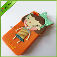 silicon case cover for iphone , mobile phone accessories factory in china