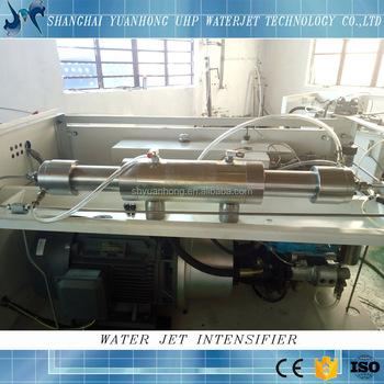 Yh Waterjet Intensifier For 50hp Water Jet Cutting Pump - Buy Kmt Waterjet  Intensifier,Kmt Waterjet Pump,Kmt Water Jet Pump Price Product on
