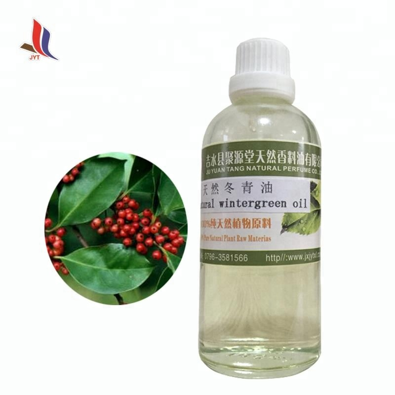 Natural Fragrance Oil Wintergreen Essential Oil with Competitive Price