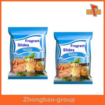 Factory Whole Small Nylon Food Grade Frozen Shrimp Packaging Bag