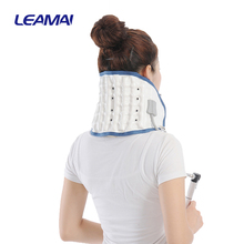 2017 New Products Medical Inflatable Neck Traction philadelphia neck support
