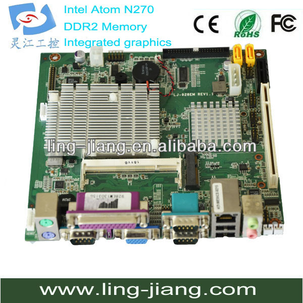 support LPT and PS2 motherboard with Intel chipset