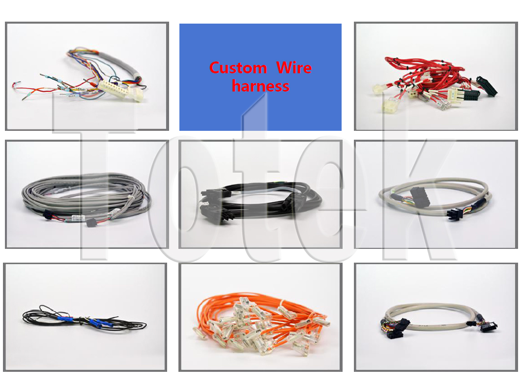 Equivalent JST 1.25 mm Pitch Wire to Board  for Electronical Equipment wire  harness
