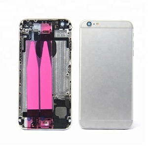 China mobile phone parts housing assembly custom for iphone 6 housing