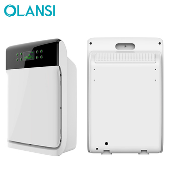 Olansi Ionizer OEM Air Purifier to Kill Bacteria Remove Smoke Smell Bad Odor Dust Ozone Generator
