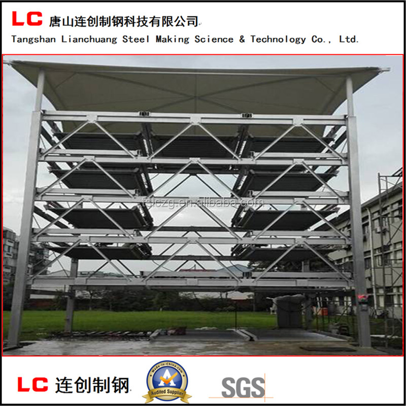 Mechanical and Stereoscopic Garage/ automated parking system