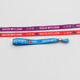 Wholesale one time use wristbands custom design make your own logo event wristband
