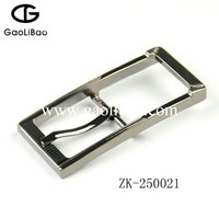 Gaolibao 2016 high quality hot sale wholesale manufacturers 25mm pin buckle ZK-250021