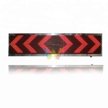 10 Years Factory High Quality LED Traffic Display Screen Panel