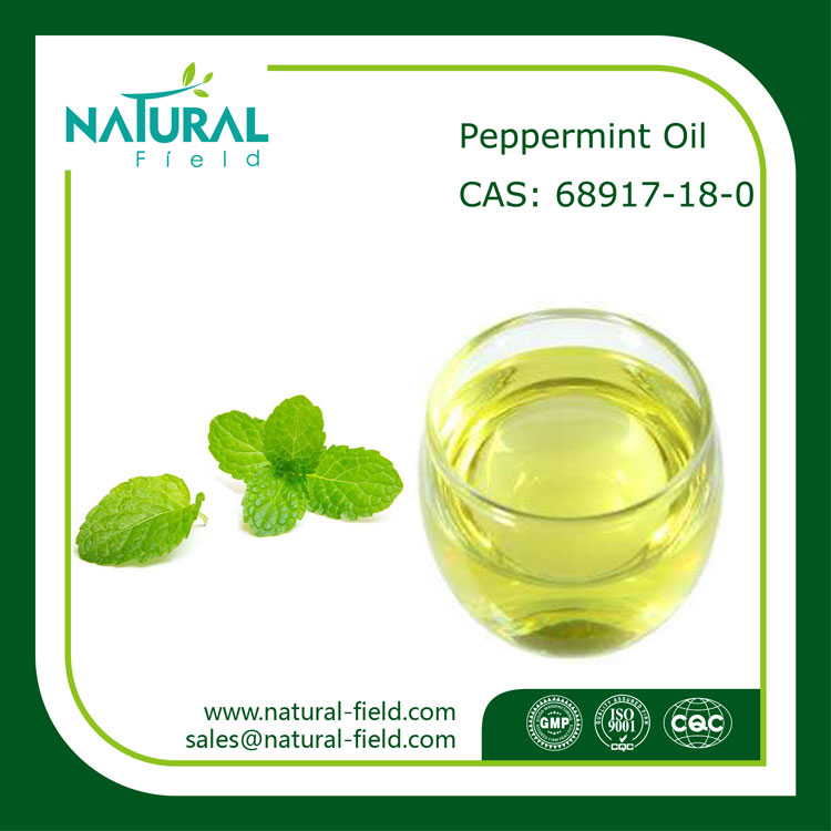 Food Grade Menthol 34% Peppermint Oil Prices, Wholesale Peppermint Essential Oil