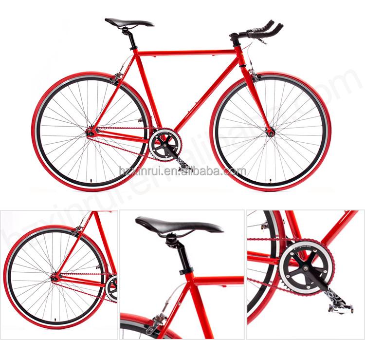 2015 New Design Fixed Gear Vintage Bike Fixie Bicycle Fixie Bike ...