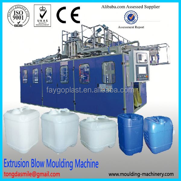 soft bottle for juice or jelly blowing machine
