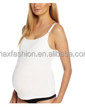 b8bb2502e4e83 China Supplie Maternity And Nursing Cami Inner Shelf Nursing Tank ...