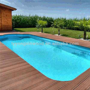 waterproof wpc outdoor flooring,new teck wpc decking,swimming floor
