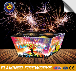 "Quality relief 1"" cake pyrotechnic explosive fireworks"