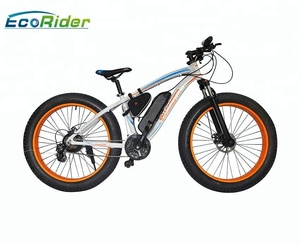 New Style Aluminum Hub E Mountain Bike 60km Electric Bicycle Parts CE Electric Chopper Bike