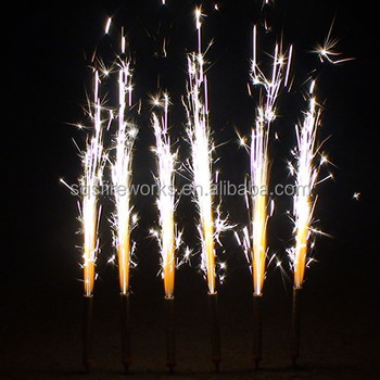 Wholesale Indoor 12cm Magic Sparkler Birthday Candle Fireworks For Party