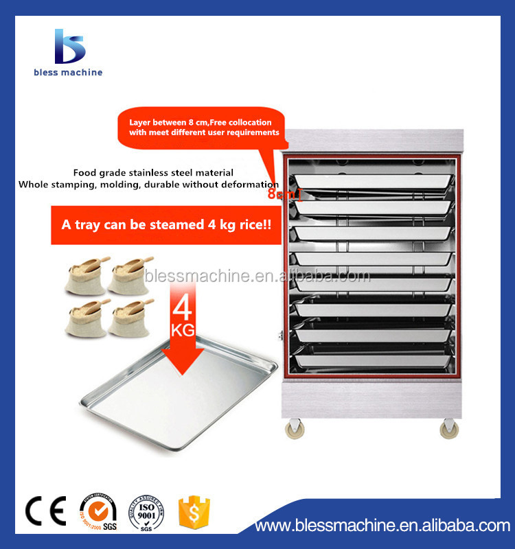 2018 High quality food hygiene standards rice flour steamed bun making machine(Quality Guarantee)