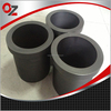 china isostatic graphite metal melting crucible