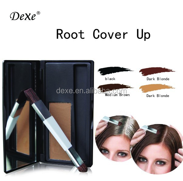 Dyeing Hair Color 4 Colors Dexe Cover The Gray Root Cover Up Buy