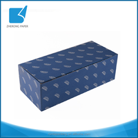 Wholesale cheap eco-friendly custom pattern corrugated umbrella packaging box