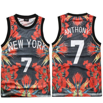 4250e0e67e854f New York Casual Men s Tank Tops Sleeveless Space Vest T Shirt Christ Floral  Sport