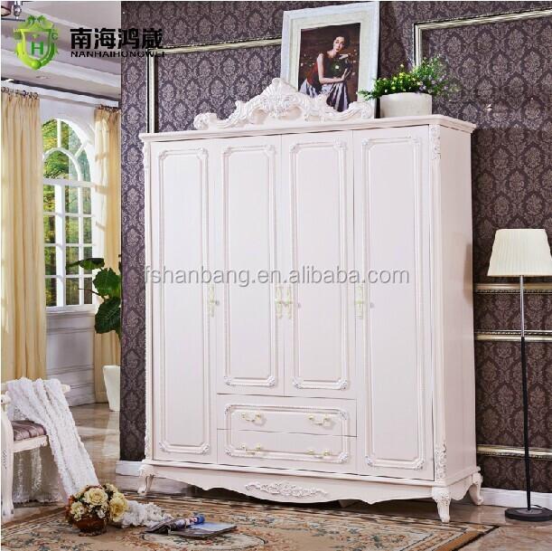 Antiken Luxus Rokoko Europäischen Barock Bett Französisch Provincial Hochzeit Hand Geschnitzte ...
