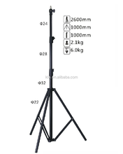LS-260A Studio Backlight Lightweight Tripod Tripod for Photo Lighting Portable Light Stand