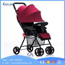 3C approved New Model High Quality 3-in-1 baby stroller