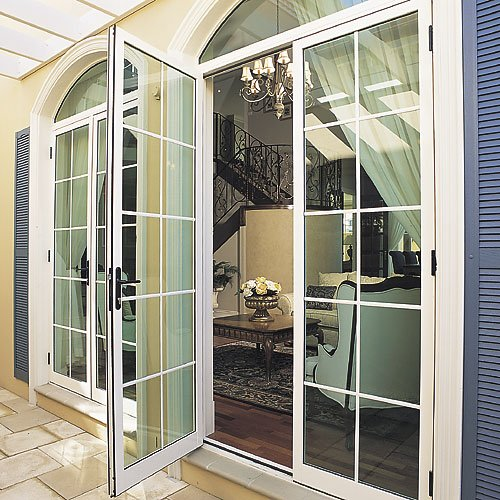 Customized Lowes Exterior French Aluminum Casement Door Buy Casement Door Lowes Exterior Doors