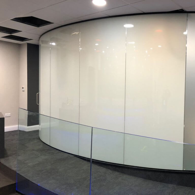 High Quality Electric Smart Glass Projection Film