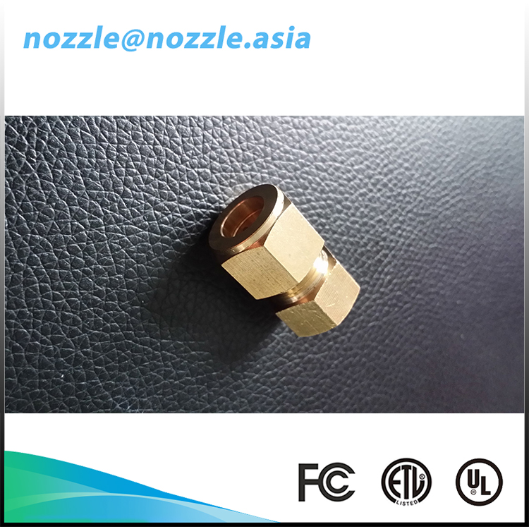 Hot Item Factory Amazon Price Cooling Mist 304Ss Fog Nozzle