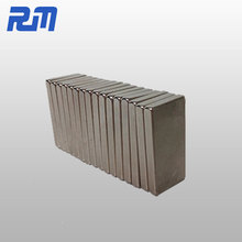 mple strong permanent big block ndfeb magnet for generator