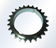 go kart custom wheels sprocket