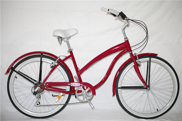 rosa weiblich beach cruiser fahrrad fahrrad f r junge. Black Bedroom Furniture Sets. Home Design Ideas