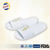 White terry cloth bedroom wholesale spa hotel slippers