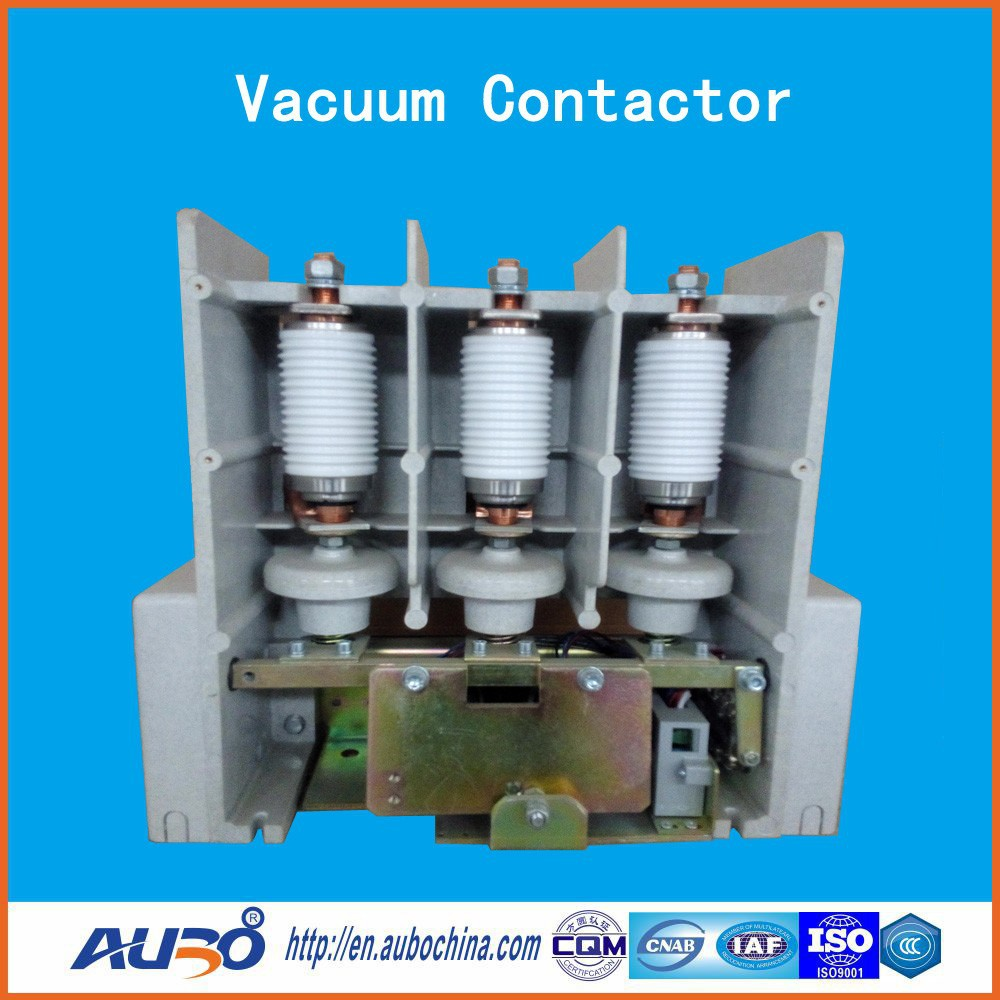3 phase electrical vacuum contactor AC contact electric contactor 630a