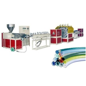 Double Layer Water Garden /Gas /Oil /Air Pipe Making Extruding Manufacturing Line Equipment