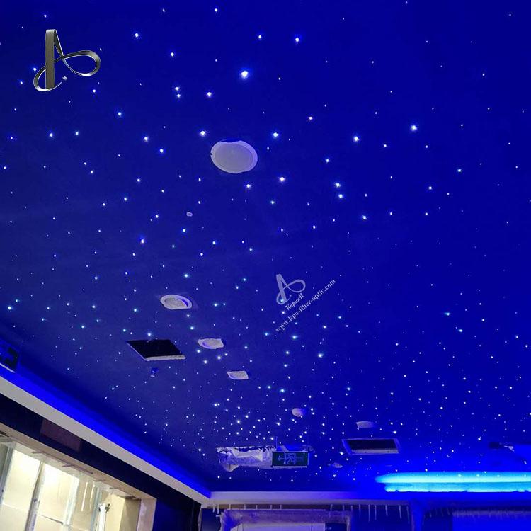 Le Led Fiber Optic Star Ceiling Light 27w Engine Starry Sky Lights