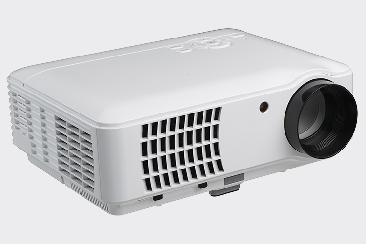 newest digital overhead full hd portable video projector mobile phone christmas projector